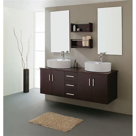 Cheap Double Sink Bathroom Vanity Interior Exterior
