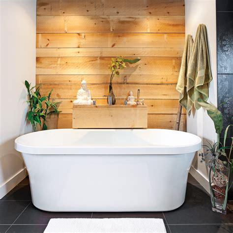 deco salle bain zen une salle de bain zen et enveloppante salle de bain inspirations d 233 coration et r 233 novation