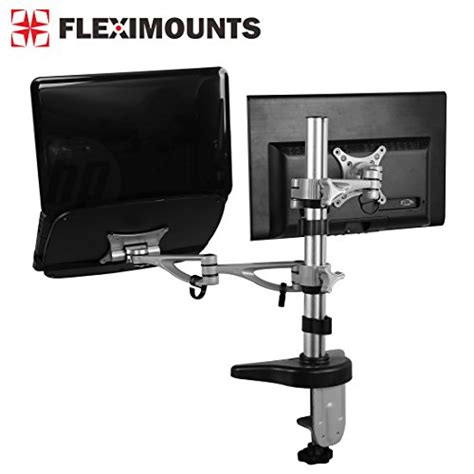 acer x34 desk mount fleximounts m13 cl dual monitor arm desk mounts monitor