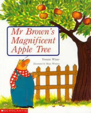 browns magnificent apple tree  ashton original