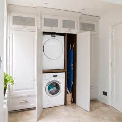 laundry room in kitchen ideas white laundry room housetohome co uk