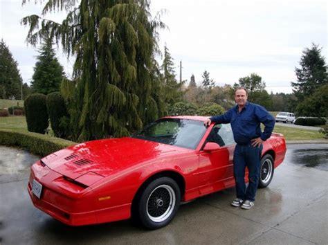 1988 Pontiac Firebird Trans Am Gta Notchback