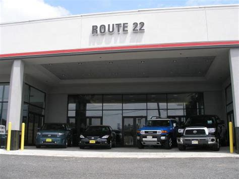 Toyota Route 22 by Route 22 Toyota Hillside Nj 07205 Car Dealership And