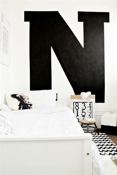 Monochrome boy's room   Petit & Small