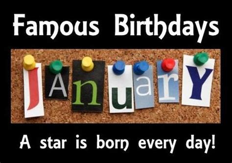 january birthday month images quotes template