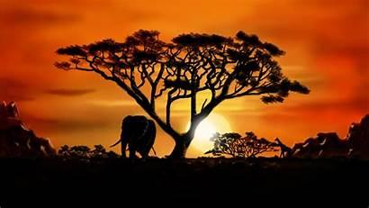 Africa Wallpapers Desktop Wallpapersafari