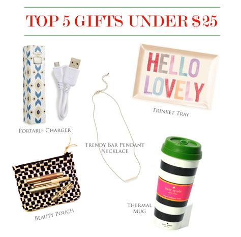 christmas gifts under 25 simple silhouette