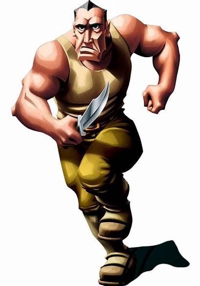 Rourke Lyle Tiberius Villains Disney Comandante Wikia