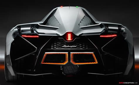 lamborghini unveils egoista concept car autoconceptioncom autoconceptioncom