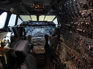 Concorde Flight Deck  Taken At East Fortune Airfield