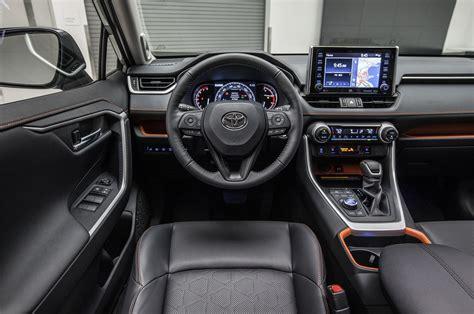 toyota rav4 interior 2019 toyota rav4 look new look for the suv sales