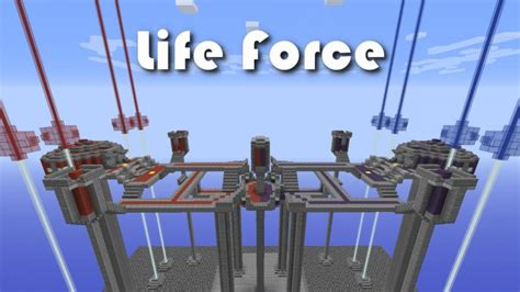 life force minecraft tower defense pvp minecraft project