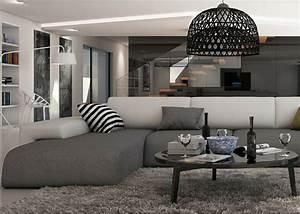 canapes design faites entrer le luxe dans votre salon With tapis chambre bébé avec canapés italiens contemporains