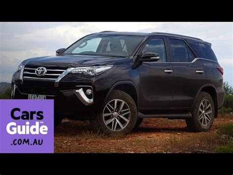 Review Toyota Fortuner by 2015 Toyota Fortuner Review Drive