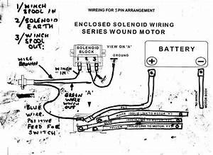 3 Wire Winch Plug Diagram