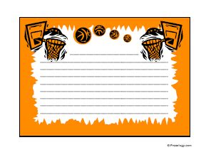 themed journal writing pages freeology