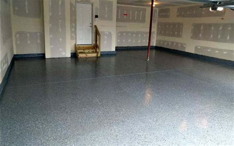 We Review An Armorpoxy Spgx Garage Floor Coating Install