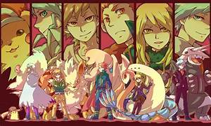 All Pokemon Champions Images | Pokemon Images