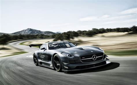 Mercedes Benz Sls Gt3 2 Wallpaper