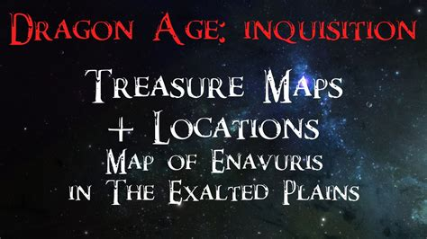 da inquisition map  enavuris exalted plains