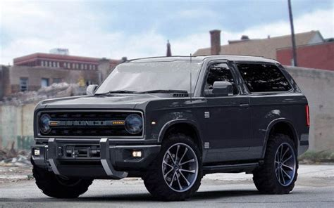 2019 Ford Bronco Convertible by 2020 Ford Bronco Rumors News Car Announcements 2018 2019