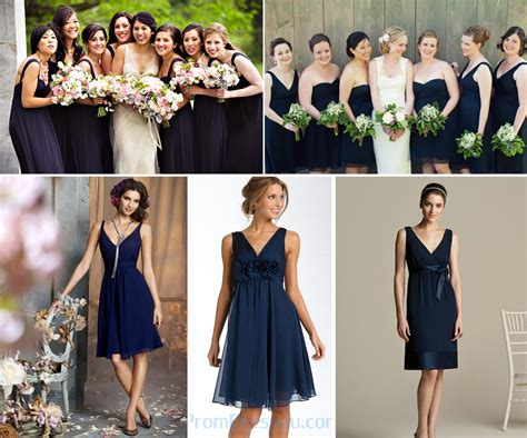 navy blue bridesmaid we all navy blue bridesmaid dresses lianggeyuan123