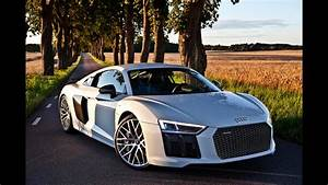 The Beauty Of The Audi R8 - 2nd Generation