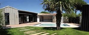 interieur maison retaise With location maison ile de re avec piscine 9 varaville maison contemporaine avec piscine interieure