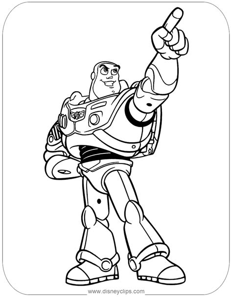 toy story coloring pages disneyclipscom