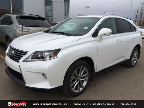 pre owned lexus images pre owned 2015 lexus rx 350 demo unit touring package 4
