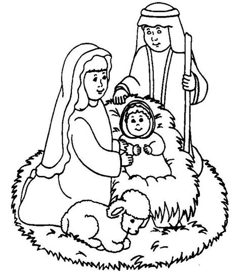baby jesus coloring pages  coloring pages  kids