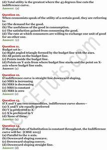 Ncert Solutions For Class 12 Micro Economics Chapter 2