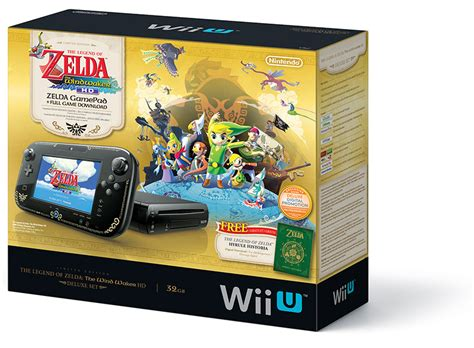 Nintendo Australia Wont Be Getting The Zelda Wii U Bundle