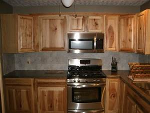 Kitchen Paint Color Natural Hickory Cabinet Home Fatare Hickory Cabinets Kitchen And Paint Colors