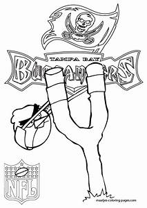 Tampa Bay Buccaneers Angry Birds Coloring Pages