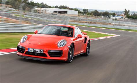 turbo porsche red 2017 porsche 911 turbo cars exclusive videos and photos