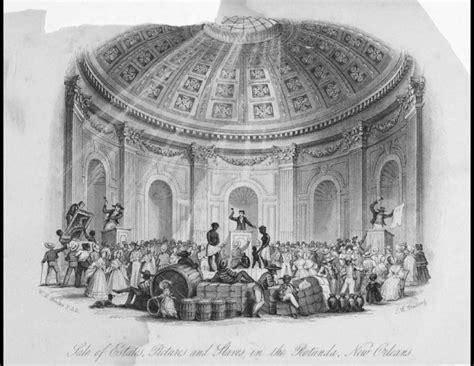 st louis exchange hotel    orleans slave