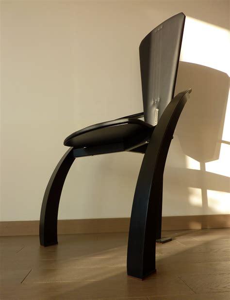 l assise d une chaise courbes chic pour une chaise design la stylique
