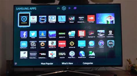 samsung smart led tv  unboxing  initial setup hd