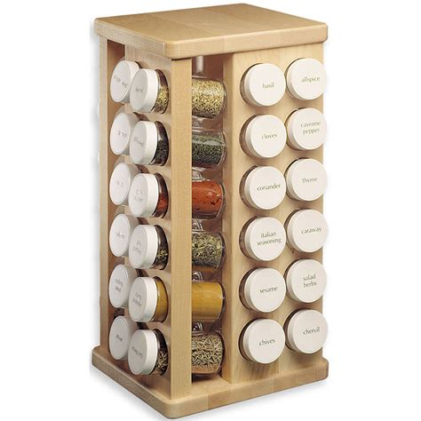 Spice Carousel by Maple Spice Carousel Spice Racks Jars And Labels J K
