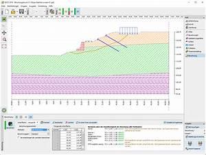 Standsicherheit Berechnen : b schungsbruch geotechnische software geo5 fine ~ Themetempest.com Abrechnung