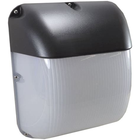 bell 04425 skyline 30 watt pro led outdoor bulkhead wall light