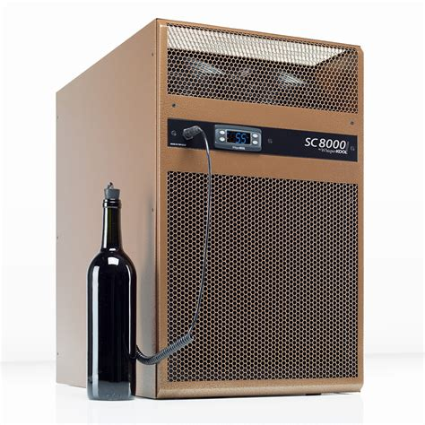 Whisperkool Sc 8000i Throughwall Wine Cellar Cooling System