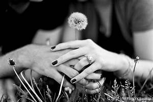 black and white, couple, hands, love, marriage - image ...