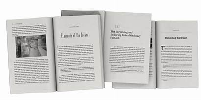 Templates Indesign Leadership Fiction Interior Word Publisher