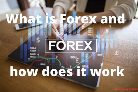 forex     work simple