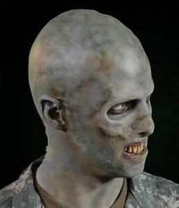 Jerky undead FX makeup mask | MostlyDead.com