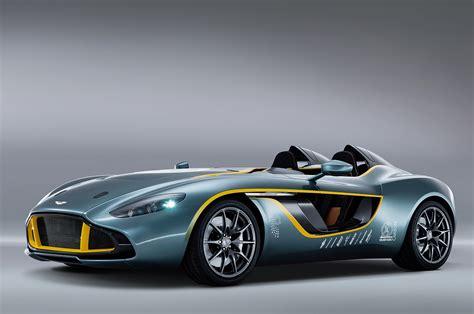 Aston Martin Cc100 Concept Photo Gallery