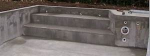 Prix Escalier Beton : escalier pour piscine prix achat et conseils chez ~ Mglfilm.com Idées de Décoration