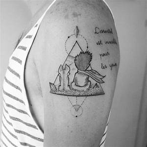 Tatouage Petit Prince : tatouage le petit prince tatouage aquarelle du petit ~ Farleysfitness.com Idées de Décoration
